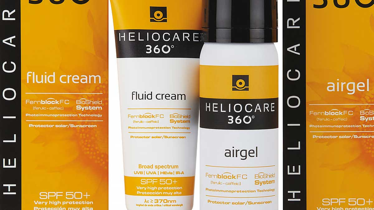 Heliocare, Skincare and Supplements