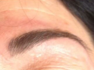 7 Step Brow Design after